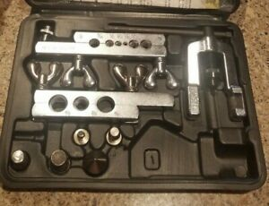 New Blue Point Flaring Swagging Tool Set Tf275a