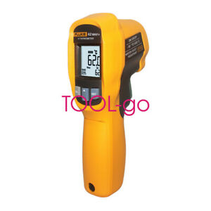 New Fluke 62 Max 30 c To 500 c Single Laser Infrared Thermometer