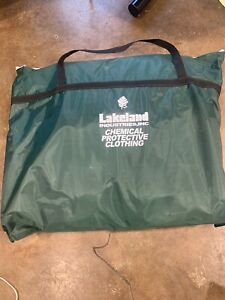 Lakeland Industries Chemical Protective Clothing Suit