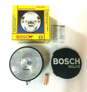 Bosch Clear Driving Light Circle No 26901 With Cover 8 Inch Diameter