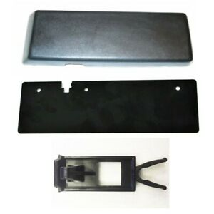 78 88 Cutlass Center Console Padded Lid Plate Release Button Latch Colors