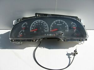 1999 2002 Ford F150 F250 Expedition Instrument Cluster Speedometer Gauge Oem