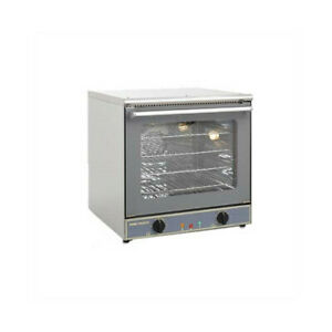 Equipex Fc 60 Sodir roller Grill Half size Convection Oven