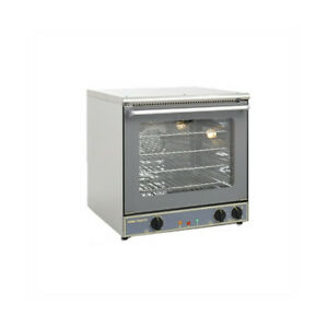 Equipex Fc 60g Pinnacle Half size Convection Oven