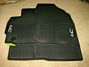 Scion Tc Floor Mats All Weather Rubber Genuine Oem Toyota Scion 2014 2016 Tc