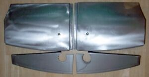 Chevrolet Gmc Pick Up Trucks 1941 1942 1943 1945 1946 Lower Cowl Panels
