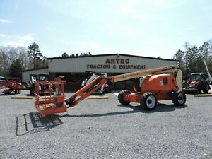 2012 Jlg E300ajp Articulating Boom Lift Watch Video Only 544 Hours