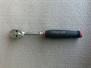 Snap On Thl936a 1 4 Drive Black And Red Soft Grip Ratchet Usa
