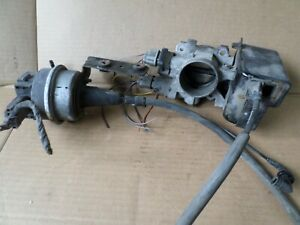 2002chrysler Sebring 2 4 Cruise Control Servo With Cable throttle Body