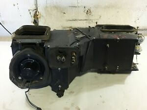 Jeep Heater Box Assembly With A c Air Conditioning 1984 1993 Cherokee Comanche