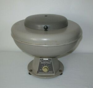 Usa made Iec Cl Centrifuge 4 Place Swing Rotor 2 50ml 2 15ml Shields 3 200 Rpm
