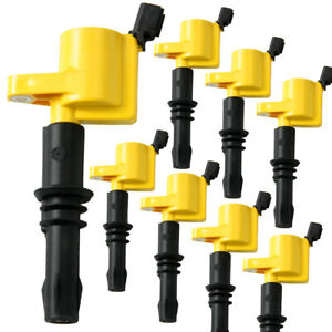 Ignition Coil 8pack For Ford F150 Expedition 2004 2005 2006 2007 2008 4 6l 5 4l