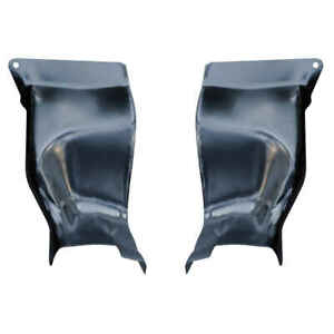 Front Inner Pillar Pocket Section For 55 59 Chevy Gmc Ck Pickup Truck Pair