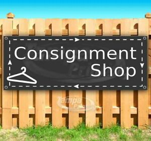 Consignment Shop Advertising Vinyl Banner Flag Sign Many Sizes Deals Business