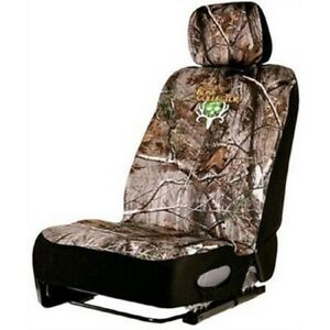 Bone Collector Realtree Camo Universal Seat Cover Set Of 2