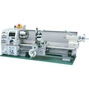 Grizzly G0768 110v 8 Inch X 16 Inch Variable speed Lathe