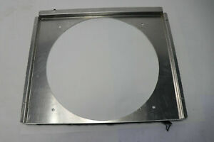 Afco Radiator Fan Shroud For Single Electric Fan Aluminum 16 X 19 Blem New