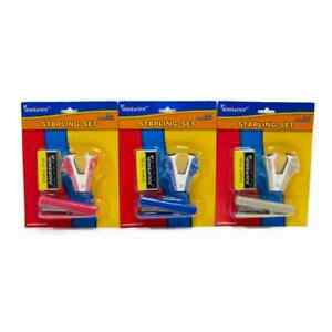 Stapler And Remover Set