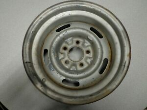 1969 Corvette Rally Wheel 1 Only Used No Trim Ring