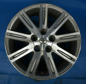 Toyota Avalon 2005 2010 Used Oem Wheel 17x7 Factory 17 Rim Machined Charcoal