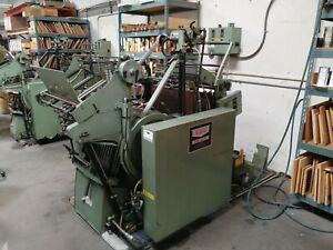 Kluge Letterpress Kluge Ehd Foiler Stamp Diecutter 14x22 Full Covers Air Brake