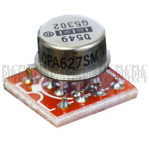 New Opa627sm Operational Amplifiers