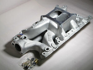 Edelbrock 7521 Rpm Air Gap Ford 289 302 Intake Manifold