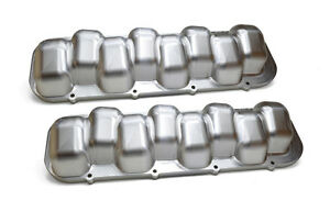 Big Block Chevy Valve Covers Billet tall Valve Clearance 100 Billet Cnc Usa