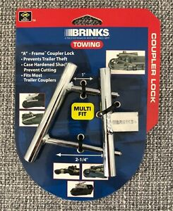 New Brinks A Frame Towing Trailer Coupler Lock Napa 770 1641