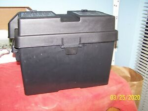 Noco Snap Top Battery Box Series 27 Battery Hm328