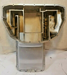 Alfa Romeo Spider Engine Upper Oil Pan Section 72 To 94