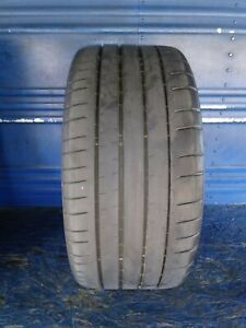 1 Michelin Pilot Super Sport 245 35 Zr 18 Bmw With 6 32nds Tread Left 92y