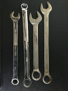 Matco Tools Wrenches Lot Of 4 Acl162 Abl1618 Wc222 Wcl2020