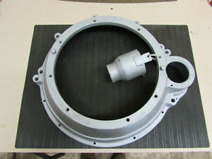 Ford Lincoln Big Block To 1932 48 Ford Flathead 3 speed Bell Housing Adapter