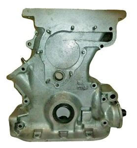 Alfa Romeo Spider Spider Front Engine Cover Timing Chain 82 To 89