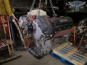 01 03 Jaguar X100 Xjr Xkr Supercharged 4 0l Aj27s Vin B 8th Engine 94k Video