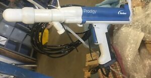 Nordson Prodigy Manual Powder Coating Gun Refurbished Warranty