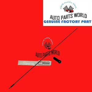 Genuine Toyota Tundra 4runner Tacoma Antenna Rod Mast Manual Type 86309 04110