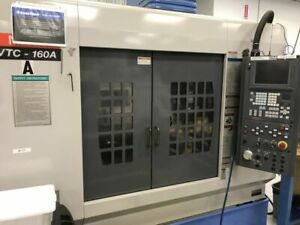 Mazak Vtc 160a Cnc Vertical Machining Center