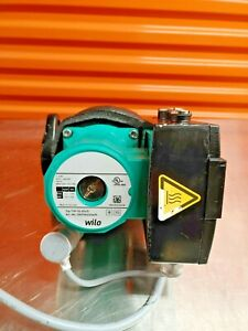 Wilo Tops 1 25x25 Two Speed Cast Iron Circulator 1ph 230v Part 2067543