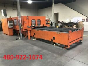 Bystronic Bysprint 2512 Cnc Laser Cutting 4x10 Table Size1800 Kw 1998