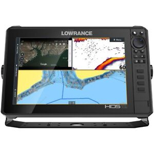 Lowrance HDS 12 LIVE Chartplotter Active Imaging 3 in 1 Transducer 000 14428 001