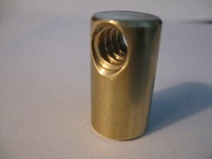 South Bend Lathe 9 Light 10 Compound Rest Nut Pt95nk1 660 Cda932 Bronze