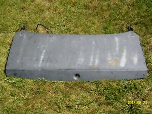 1983 Mustang Convertible Trunk Lid 83 93 Lx Gt Turbo Glx 1993