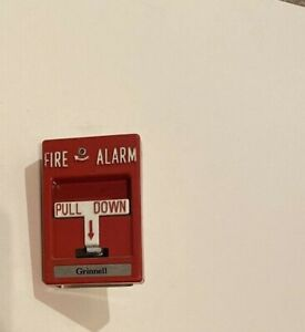 Grinnell Fire Alarm Pull Station Model Rms 1t