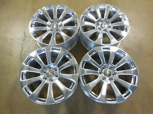 2020 Chevy Silverado High Country 22 Wheels Rims Gmc Sierra Yukon Denali New