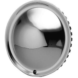15 Chrome Baby Moon Hub Caps 4 Cool Custom Rat Rod Lead Sled Hot Rod Bomber