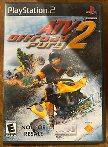 ATV: Offroad Fury 2 NOT FOR RESALE Playstation 2 PS2 Game