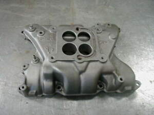 401 425 Buick Nailhead Engine Reconditioned 4 Barrel Intake Manifold 1375549