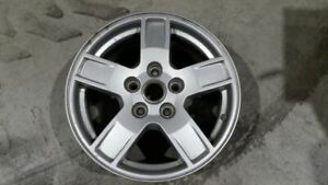 2005 2007 Jeep Grand Cherokee 9053 Wheel 17 Rim Silver Painted Oem 5ht53trmaa